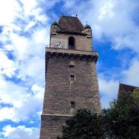 Photo taken at Perchtoldsdorf Marktgemeinde by Tomii H. on 9/23/2014