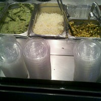 Photo taken at Chipotle Mexican Grill by Taylor O. on 9/22/2012