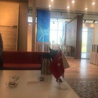 Photo taken at Akhisar Organize Sanayi Bölgesi by 🅰🅱  Ali B. on 10/16/2017
