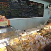 Photo taken at St. James Cheese Company by Natalie M. on 5/25/2013