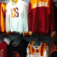 Photo taken at Galatasaray Store by tkn on 12/27/2012