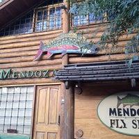 Photo taken at Mendoza Fly Shop - ORVIS by Karim M. on 1/25/2014