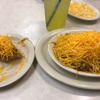 Photo taken at Skyline Chili by Mark P. on 2/25/2017