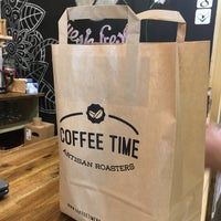 Foto tomada en Coffee Time Artisan Roasters  por Evgenia el 10/10/2016
