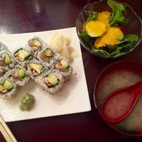 Photo taken at Toyama Sushi by Balım I. on 7/18/2016