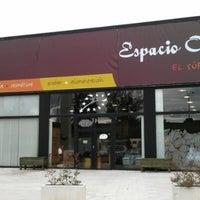 Foto tomada en Espacio Organico por Antonio C. el 11/10/2012
