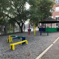 Photo taken at Sverigefinska skolan i Stockholm by Tiia R. on 9/17/2017