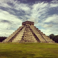 Photo taken at Chichén Itzá Archeological Zone by Thiago C. on 6/30/2013
