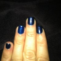Photo taken at Super Nails by Rachel K. on 1/9/2013