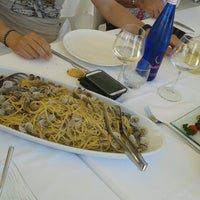 Photo taken at Baldinini Restaurant by Massimo S. on 6/1/2014