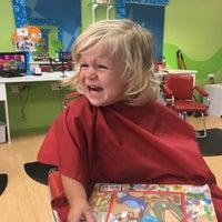 Photo taken at Kids Hair by Ashley M. on 7/29/2017