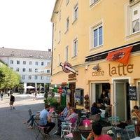 Das Foto wurde bei Cafe Latte Bar von Christoph P. am 9/12/2016 aufgenommen