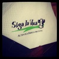 Foto tomada en Siga La Vaca Express por Alessandro Q. el 4/2/2012