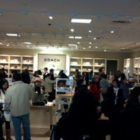 Photo taken at Coach Factory Store by Janel P. on 3/17/2012