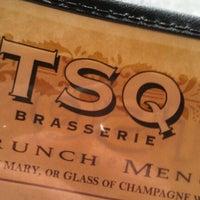 Photo taken at TSQ Brasserie by Karl R. on 4/15/2012