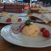 Photo taken at Königlicher Hirschgarten by Manuela R. on 8/20/2012