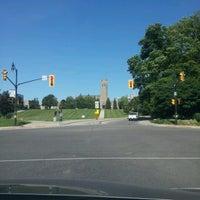 Photo taken at Western University by Denise K. on 6/14/2012