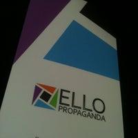 Photo taken at Ello Propaganda by Tainan A. on 12/22/2014