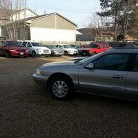 Photo taken at JML Motors by Jenna L. on 11/29/2012