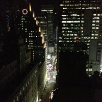 Photo taken at The Westin New York at Times Square by Claire L. on 12/5/2012