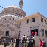 Photo taken at Mortaş Mehmet Ali Tombul Cami by Sedat K. on 6/13/2014
