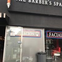 Foto tomada en The Barber's Spa México (San Ángel) por Eliseo V. el 9/28/2017