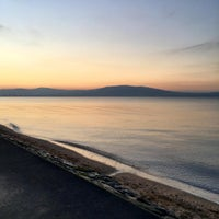 Photo taken at Holywood Sea Park by Colum C. on 1/21/2017