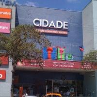 Foto tirada no(a) Shopping Cidade por Kiril Vinicius C. em 12/24/2012