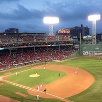 Photo prise au Fenway Park par Jayne le6/19/2013