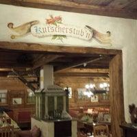 Photo taken at Landgasthof zur Lilie by José Carlos C. on 3/11/2015