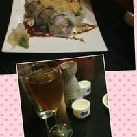 Photo taken at Sushi Delight by Channelle M.I A B. on 10/4/2014