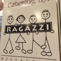 Photo taken at Ragazzi Pizza & Restaurant by Marc P. on 5/9/2014