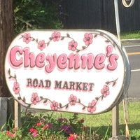 Photo taken at Cheyenne's Road Market by Marc P. on 7/17/2014