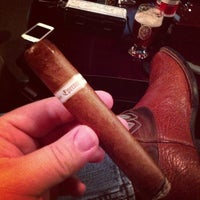 Photo taken at The Cigar Shop by Ben L. on 12/9/2012