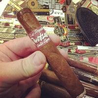 Photo taken at The Cigar Shop by Ben L. on 1/16/2013