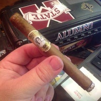 Photo taken at The Cigar Shop by Ben L. on 7/5/2013