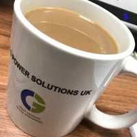 Photo taken at CG Power Solutions UK Ltd. by David W. on 7/10/2017