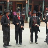 Photo taken at The Original Bird Cage Theatre Of Tombstone by Greg K. on 3/31/2013