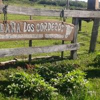 Photo taken at Cabaña Los Corderos by Maria E. on 4/25/2015