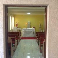 Photo taken at Matriz Nossa Senhora De Lourdes by Helio N. on 5/9/2015