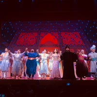 Foto tomada en Aladdin @ New Amsterdam Theatre por A .. el 10/12/2018
