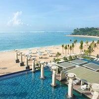 Photo taken at (Official) Mulia Resort - Nusa Dua, Bali by The Mulia, Mulia Resort & Villas - Nusa Dua, Bali on 1/31/2014