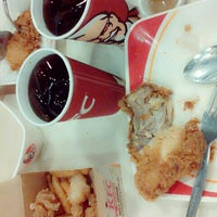 Photo taken at KFC by Junel F. on 3/2/2014