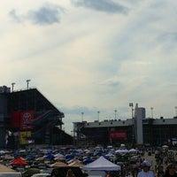 Photo taken at Richmond International Raceway by Daniella D. on 4/27/2013