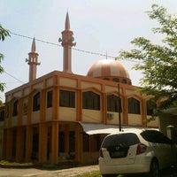 Photo taken at Masjid Al-Kautsar by Arham M. on 11/2/2013