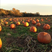 Photo taken at Alstede Farm by Anabel M. on 10/13/2012