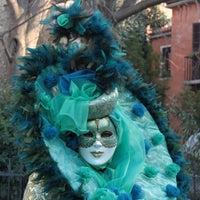 Photo prise au Carnevale di Venezia par Riflessi L. le1/13/2014