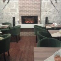 Photo taken at Taşmahal Cafe by Alperen P. on 3/4/2014