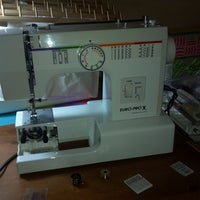 Photo taken at Sewing Spot by Pami N. on 3/17/2013