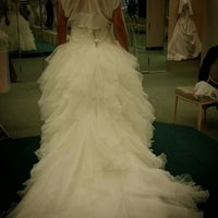 Photo taken at David's Bridal by Staci J. on 12/4/2014